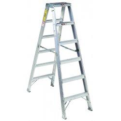 Louisville Ladder - AM1003 - 3 ft. 300 lb. Load Capacity Aluminum Twin Stepladder