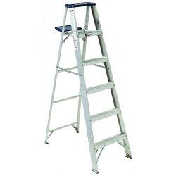 Louisville Ladder - AS4005 - 5 ft. 225 lb. Load Capacity Aluminum Stepladder