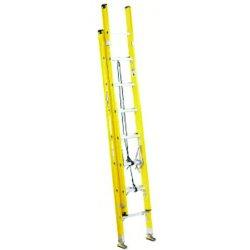 Louisville Ladder - FE1728 - Extension Ladder, Fiberglass, I ANSI Type, 14 ft. Ladder Height