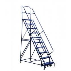 """Louisville Ladder - GSW2413 - 10' 3-1/2"""" Warehouse Ladder"""