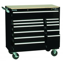 Kennedy - 10493 - Pro-Line 12-Drawer Maintenance Carts (Each)