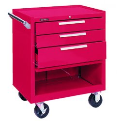 Kennedy - 273R - 10298 ROLLER CABINET 3-DRAWER (Each)