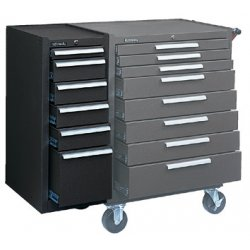 Kennedy - 306XB - 00666 Hang-on Cabinet 6-drawers W/ball Bearings