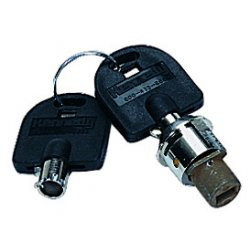 Kennedy - 80403-200 - Tubular Key High Security Lock Sets (Pack of 2)