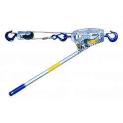Lug-All - 330-R-SH - 1-1/2ton Cable Winch-hoist W/latch Hook-medium