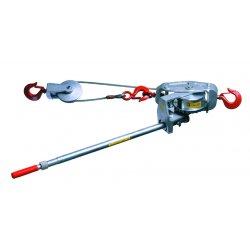 Lug-All - 6000-15SH - 3 Ton Cable Winch-hoistw/latch Hook Medium/larg