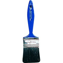 Linzer - 1600-1 - Black China Bristle Brush Pl Handle