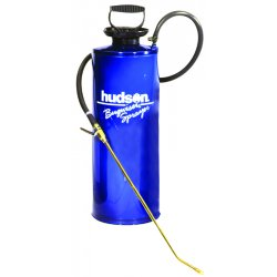 H. D. Hudson - 62063 - Hd Bugwiser Galvanized Steel 3 Gallon Sprayer