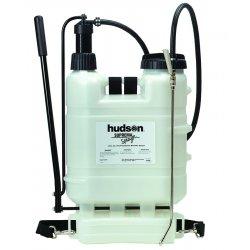 H. D. Hudson - 63184 - 4-gal. Suprema Poly Bak-pak Sprayer W/brass Con, Ea