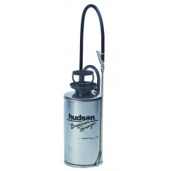 H. D. Hudson - 67220 - 2-gal Stainless Bugwisersprayer, Ea