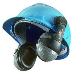 MSA - 10026398 - Sound Blocker 26 Earmuffcap Mount, Pr