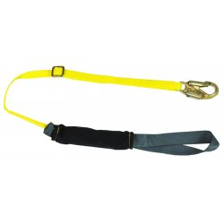MSA - 10060139 - Lanyard, 1 Leg, Nylon , Yellow