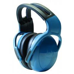 MSA - 10087436 - 21dB Over-the-Head Ear Muff, White&#x3b; ANSI S3.19-1974, CSA Class A and EN352-3