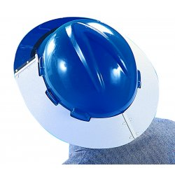 MSA - 697410 - MSA Smoke Polyurethane V-Gard Sunshield For Use With V-Gard Hard Caps, ( Each )