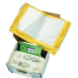 MSA - 697444 - MSA Qualitative Fit Test Kit (For Bitrex Qualitative Fit-Test Kit), ( Each )