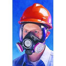 MSA - 805408 - MSA Medium Advantage 100 Series Full Face Gas Mask, ( Each )