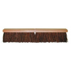 "Magnolia Brush - 1418 - 18"" Garage Brush W/b60 Handle 2e8b2d Palmyra"