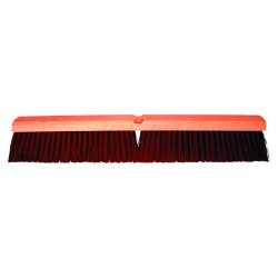 "Magnolia Brush - 2218 - 18"" Garage Brush W/b60 2e8b2d Brown Plast"