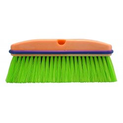 "Magnolia Brush - 3034 - 8"" Green Nylon Truck Brush"
