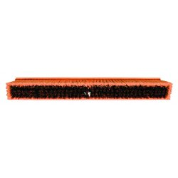 "Magnolia Brush - 3524 - 24"" Floor Brush W/m60 2e7b2d Brown & Plast"