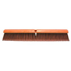 "Magnolia Brush - 3718 - 18"" Floor Brush W/m60 2d04b1d Flagged Pla"
