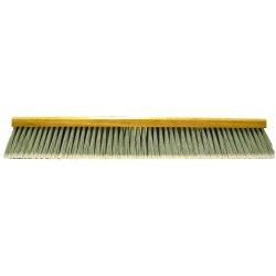 "Magnolia Brush - 3736-FX - 36"" Grey Flagged Flexsweep Floor Brush"