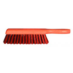 Magnolia Brush - 52 - Brown Plastic Hd Mill Duster