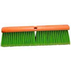 "Magnolia Brush - 624 - 24"" Floor Brush W/m60 2e7b2d Green Flag"