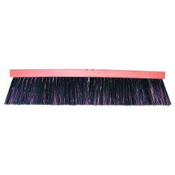 "Magnolia Brush - 6424-A - 24"" Blue Plastic Hd Street Broom Requires A"