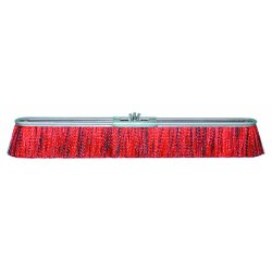 "Magnolia Brush - 7024 - 24"" Red & Black Strip Brush W/sb-60 Hdl."