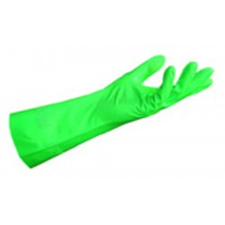 MAPA - 487429 - Size 9 Stansolv A-487 Unlined Nitrile Glove
