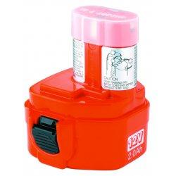 Makita - 1925982 - Makita Hardware Tool Battery - 2000 mAh - Nickel Cadmium (NiCd) - 12 V DC