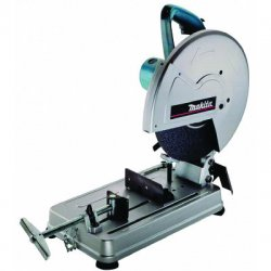 "Makita - 2414DB - Handheld Cutoff Saw, 14"" Blade Dia., 1"" Arbor Size, Voltage: 120"