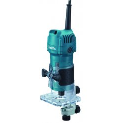 Makita - 3709 - Makita 3709 1/4'' Fixed Base Laminate Trimmer
