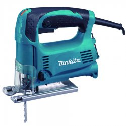 Makita - 4329K - 3-Position Orbital Jig Saw, 500 to 3100 Strokes per Minute, 3.9 Amps, Dial Speed Control