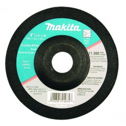 "Makita - 741402-8-1 - 4"" Grinding Wheel 24grit9501bkw"