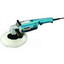 Makita - 9227C - R/A Polisher, 7 In, RPM 600-3000, 10 A, 120V
