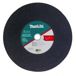 "Makita - A-93859-5 - 14"" Cut Off Wheel, Ea"