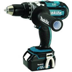Makita - BDF451 - 18V LXT Lithium-Ion 1/2in cordless driver, EA