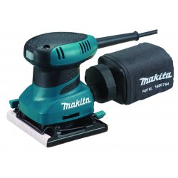 "Makita - BO4556K - 4-1/2""x4"" Finishing Sander 2amp W/case"
