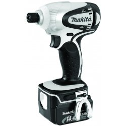 "Makita - BTD130FW - 1/4"" Cordless Impact Driver Kit, 14.4 Voltage, 1240 in.-lb. Max. Torque, Battery Included"