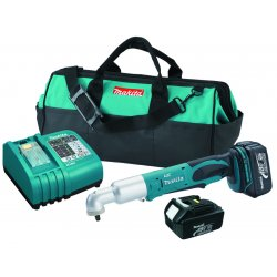Makita - BTL063 - 18 V LXT Lithium-Ion Cordless 3/8 In. Angle Impact Wrench Kit