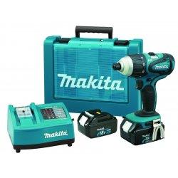 Makita - BTP140 - 18v Lxt Lith Cordless Hybrid Impact Driver Kit