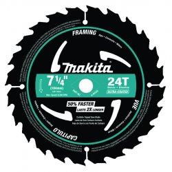 Makita - D-21521 - 8 1/4 Saw Blade