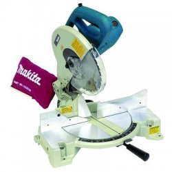 "Makita - LS1040 - 10"" Compound Miter Saw, Double Bevel, 4600 No Load RPM, 15.0 Amps"
