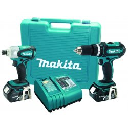 Makita - LXT211 - Makita 18V LXT Lithium-Ion Cordless 2-Pc. Combo Kit