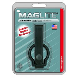 MagLite - ASXC046 - C-cell Plain Leather Belt Holder Replaces As