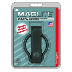 MagLite - ASXD036 - Belt Holder Plain D Cellblack Blister Pac