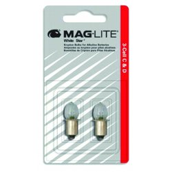 MagLite - LK3A001 - Solitaire Repl. Lamp Maglite Mr Flash (moq=12)