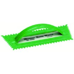 Marshalltown Trowel - 16262 - 6262 3/16 V Plastic Notched Trowel